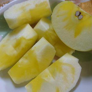ぐんま名月 りんご